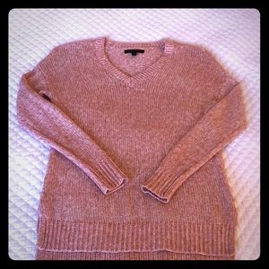 Banana Republic pink sweater size XS
